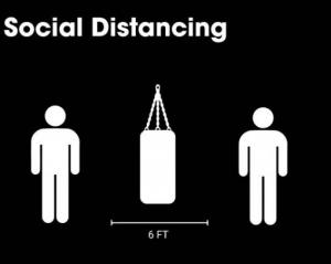 covid-19, gym, social distancing